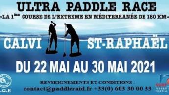 Ultra Paddle Race