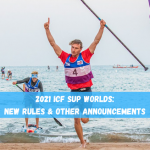 New competition rules announced ahead of the 2021 ICF SUP worlds