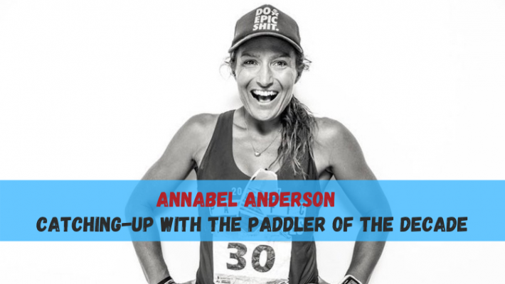 """Annabel Anderson: """"I had the golden years of competition"""""""