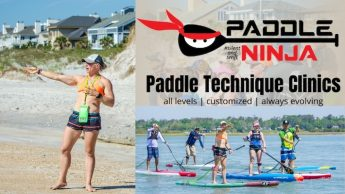 Paddle Ninja's 2021 Treasure Coast Paddle Battle Stroke Clinic