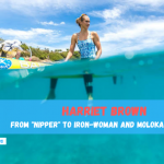 "Harriet Brown, from ""nipper"" to Ironwoman and Molokai champion"
