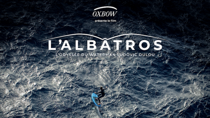 The Albatross, Oxbow's Documentary Film about French Waterman Ludovic Dulou now Available in English