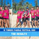 Results & Replay – 12 Towers Ocean Paddle Festival 2021