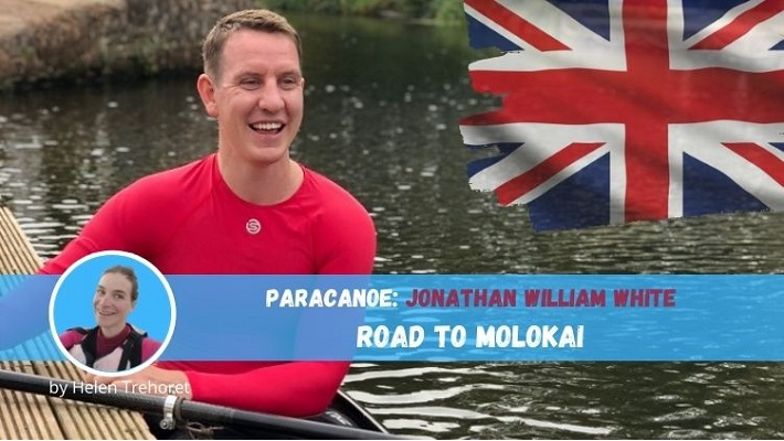 Paracanoe | Jonathan William White and the road to success!