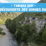 Une Tarn Water Race pour découvrir les Gorges du Tarn, les Causses et les Cévennes !