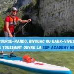 La SUP Academy Millau pour se former au SUP en rivière