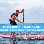 Antoine Ribault : Un Vendée Gliss pour changer de braquet !