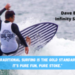 How to get started with SURFING when all you can do is paddle?