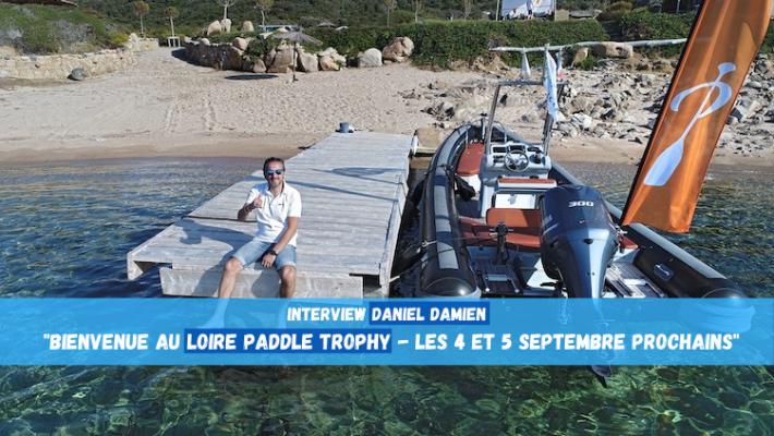 Le Loire Paddle Trophy pour découvrir les Gorges de la Loire en mode SUP Race et balade !