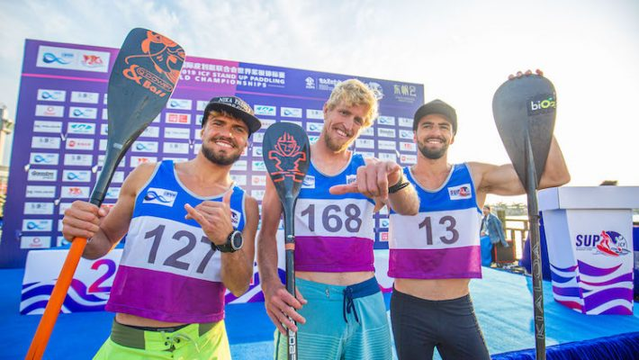 """Hoichan Kwon, SUP Manager at the ICF: """"The 2021 ICF SUP WORLDS are open to everyone!"""""""