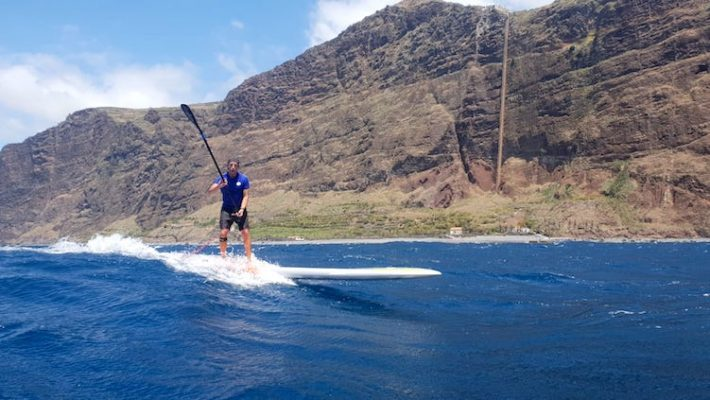 Ricardo Rodrigues: let's put Madeira on the world map of SUP Racing