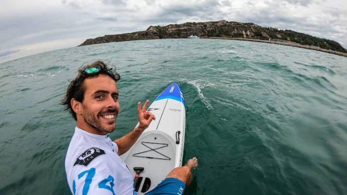 """Maxime Hainneville, """"le SNSM Morbihan Paddle Trophy, c'est THE EVENT !"""""""