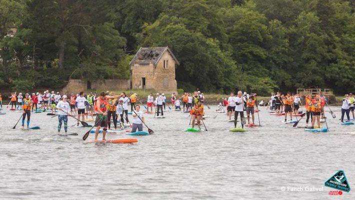 Le SNSM Morbihan Paddle Trophy décalé au 16 et 17 octobre 2021