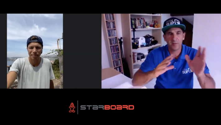 ICF SUP WORLDS 2021: Mr TotalSUP Interviews Daniel Hasulyo