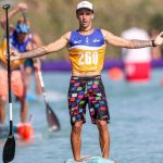 Double Gold for Fiona Wylde and Noic Garioud at the 2021 ICF SUP World Championships