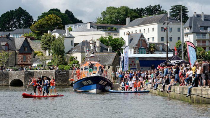 Le port de Saint-Goustan sera très animé pour le SNSM Morbihan Paddle Trophy