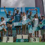 Anabela Prioste and Leo Nika win the 2021 Madeira Island SUP Challenge