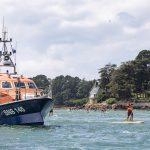 Tout savoir sur la SNSM avec le Morbihan Paddle Trophy