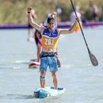 Fiona Wylde and Titouan Puyo win their first ICF Long Distance World titles