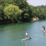 Kayak Paddle Marne : Du flat et de l'eau vive facile pour la première édition
